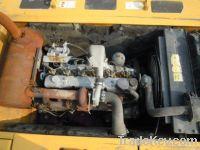 hyundai 215-7 excavator