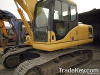 komatsu pc200-7 excavator