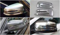Side Door Mirror Covers for Mercedes-Benz GLA Class 2015