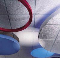 Acoustical Mineral Fiber Boards