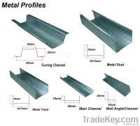 Drywall Partition Steel Keel