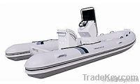 rigid inflatable tender OCEAN MASTER 420-4.2m