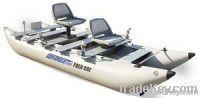 Sea Eagle Foldable inflatable boat Foldcat 375FC-3.8m