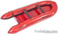 Sea Eagle Foldable inflatable boat HOBBY-4.1m