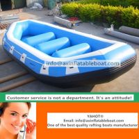 River Rafting boat