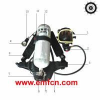 Air Breathing Apparatus with EC MED or CCS Certification