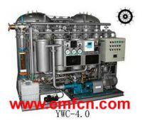 15ppm Oily Water Separator with CCS and EC MED Wheel Mark Certificatio