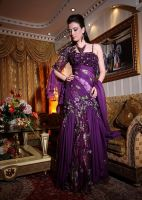 arabic style evening gowns