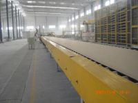 lvjoe 2-20 million square meters per year gypsum board production line
