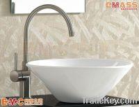 Concise bathroom cabinet EM-AL8116