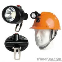 Rechargeable LED mining light