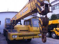 Truck crane Tadano crane 50t TG500E