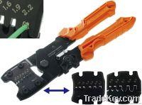 Handy Crimp Tool for open-barrel terminals