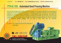 YTH-9.15S Automated Seed Pressing Machine