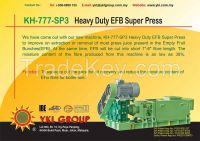 KH-777-SP3 Heavy Duty EFB Super Press