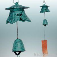 LOT of 48 PAGODA Themed FURIN Wind Bells