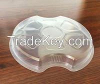 Take-out disposable paper soup container/PP Plastic Lidx