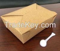 Fast deli food container/box /3#