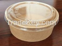 1300ml Disposable Paper Snack Fast Food Packaging box