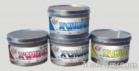 XNS-6XX Glossy Quick Set Non-Skinning Offset Printing Ink