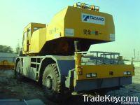 used tadano GR-500E truck crane