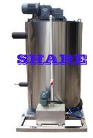 flake ice evaporator