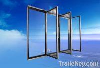 refrigerator glass door