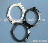Zirconia ceramic watch case, ceramic watch parts