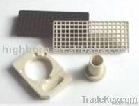 refractory cordierite parts