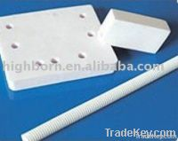 High abrasion resistant ceramics