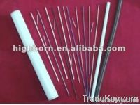 alumina insulating tube