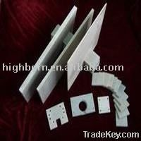 machinable ceramic rod and block
