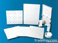 Cordierite mullite ceramic board