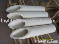 high purity alumina tube(corundum tube)