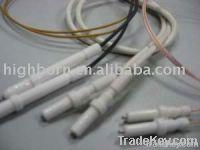 alumina ceramic igniter / ceramic electrode