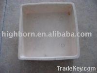 Ceramic sagger
