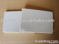ceramic honeycomb gas heater