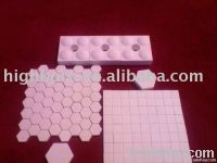 wear resistant corundum plate and tile
