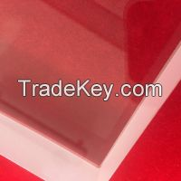 Hot product clear quartz glass plate in various size