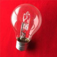Hot selling A55 E27 25w  energy saving Halogen bulb lamps Halogen light