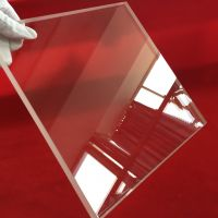Big size clear quartz glass sheet in various size