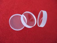 Optical quartz glass plate made in China