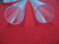 Ozone-free quartz glass tube
