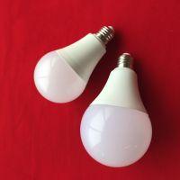 Hot sell A60 5W 7W 9W 12W LED plastic bulb