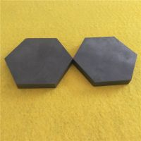 Silicon nitride ceramic bulletproof sheet