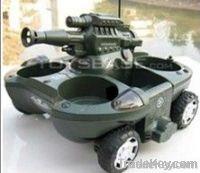 RC Amphibious Tank, Amphibious Tank