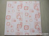 pvc panel, pvc ceiling tiles, 60mmX60mm pvc board