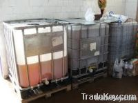Vegetable Cooking Oil (Used)