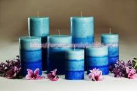 Craft Pillar Candle