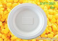 Biodegadable Disposable Eco-friendly Plastic Plate